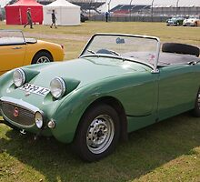 Austin Healey Sprite Sport  1961  945cc by Keith Larby