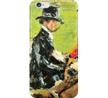 The Foxhunt iPhone Case/Skin