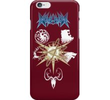 Game of Thrones - The Climb [WHITE] iPhone Case/Skin