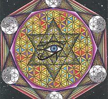 Universal Unity by Francesca Love Artist