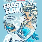 Frosty Flakes - Elsa Edition  by Gilles Bone