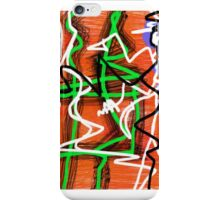 Unique Abstract Art iPhone Case/Skin