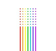 Graphic Rainbow by ak4e
