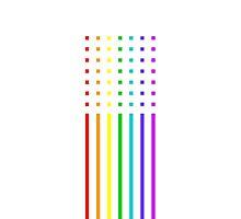 Graphic Rainbow by ak4e
