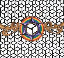 Healing Multi-Dimensional Antahkarana by Francesca Love Artist