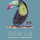 Toucan Stan by Imogen Ridley