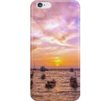 And every sunset will bring you that much nearer... iPhone Case/Skin
