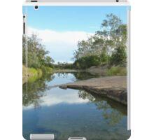 Medway Creek ,Bogantungan ,Queensland.  iPad Case/Skin