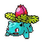 Pokemon - Ivysaur by ffiorentini