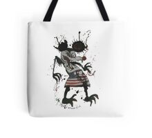 Mickey Mouse - Fear and Loathing - Ralph Steadman Tote Bag