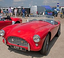 A C 1955 1991cc Convertible by Keith Larby
