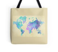 Colouring The World Tote Bag