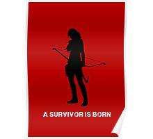 Tomb Raider - A Survivor is Born Poster