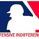 Offensive Indifference: Baseball Lexicon by Czar NamNam
