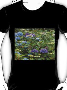 Lost Among The Hydrangeas T-Shirt