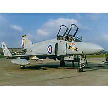 McDonnell F-4K Phantom FG.1 XT863/G Photographic Print