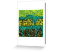 0406 Abstract Thought Greeting Card