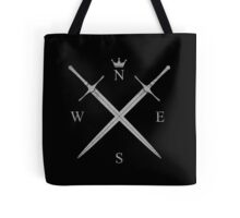 King In The North Tote Bag