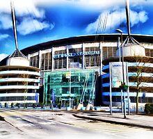 The Etihad Stadium by waylander99uk