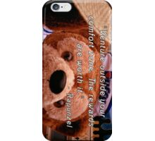 Rapunzel quote on Duffy iPhone Case/Skin