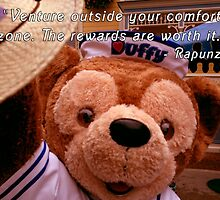 Rapunzel quote on Duffy by mmsh