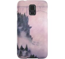Deception Pass, Washington ~ Oil Painting Samsung Galaxy Case/Skin