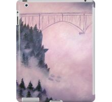 Deception Pass, Washington ~ Oil Painting iPad Case/Skin