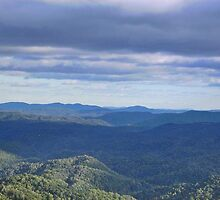 NORTH CAROLINA MOUNTAINS by JoAnnHayden