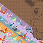 Eevee Poster by jeice27