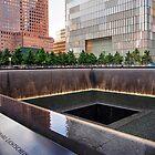 911 Memorial by Stephen Burke