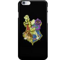 Pokemon houses iPhone Case/Skin