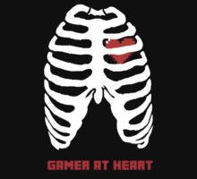 gamer at heart- invert by JordanMay