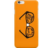 Drug Cartel- Glasses iPhone Case/Skin
