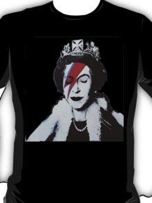 Banksy- God Save T-Shirt