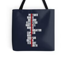 Regenerations (Dark Clothing Version) Tote Bag