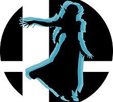 SUPER SMASH BROS: Zelda -Wii U by Manbalcar