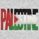 Palestine by 2B2Dornot2B