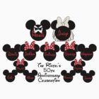The Rintel's 50th Anniversary Disney Celebration by sweetsisters