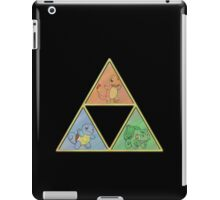 Pokemon Triforce iPad Case/Skin