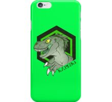 Prehistoric XM Artifact R.A.P.T.O.R.S. iPhone Case/Skin