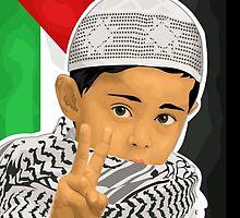 Free Palestine by D. Abdel.