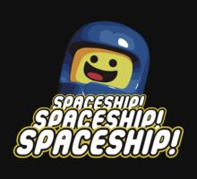 Spaceship!!! by Cattleprod