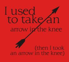 Arrow in the knee - 1 Kids Clothes