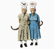Two Cool Kitties: What's for Lunch? Kids Clothes