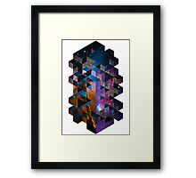Spoceblocks Framed Print