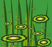 Alien Grass by Anastasiya Malakhova