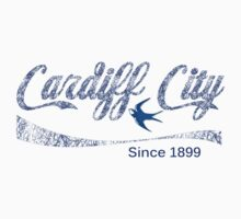 Cardiff City Coke by nosnia