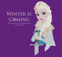 Frozen Is Coming by WhitStand