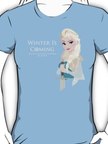 Frozen Is Coming T-Shirt