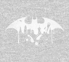 Gotham City (Batman) (White) Kids Clothes